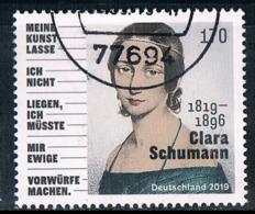 2019  200. Geburtstag Von Clara Schumann - [7] Federal Republic