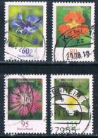 2019  Blumenserie ( 60 / 80 / 95 / 155) Gezähnt - [7] Federal Republic