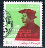 2019  500 Jahre Züricher Und Oberdeutsche Reformation - [7] Federal Republic