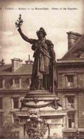 75 PARIS Statue De La République - Statues