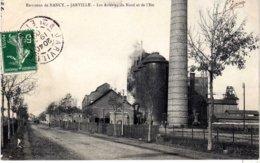 MEURTHE ET MOSELLE-Environs De Nancy-Jarville-Les Aciéries Du Nord Et De L'Est - Nancy