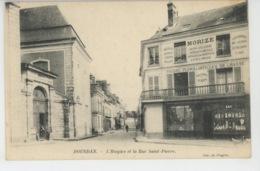 DOURDAN - L'Hospice Et La Rue Saint Pierre - Dourdan
