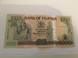 Billet 1000 Shilling Ouganda 2009 - Uganda