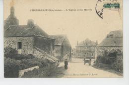 L'HUISSERIE - L'Eglise Et La Mairie - Autres Communes