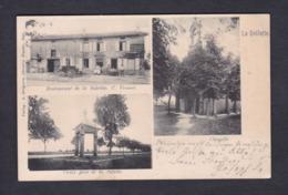 La Sallette ( Salette Moselle 57 ) Restaurant De La Salette C. Venner , Croix , Chapelle (Ed. Gregoire ) - France