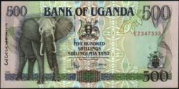 UGANDA - 500 Shillings 1998 UNC P.35 B - Uganda