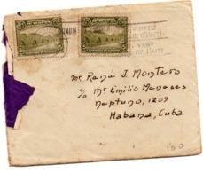 Carta De Haiti  De 1941 - Haití