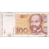 TWN - CROATIA 41a - 100 Kuna 7.3.2002 B XXXXXXX Z UNC - Croatia