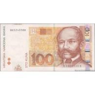 TWN - CROATIA 41b - 100 Kuna 9.7.2012 B XXXXXXX B UNC - Croatia