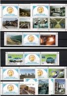 Uzbekistan 2006.Independence-15 (Mountains,Trains,Cars,Heavy And Light Industry). 15v, Michel # 647-61 - Uzbekistan