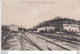 720 Dordogne ISSAC Le Quai La Gare - France