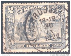 198 Belgium Anti Esclavage Slavery 1915 Lion (BEL-30) - 1915-1920 Albert I