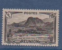 REUNION        N°  YVERT    169    NEUF SANS GOMME       ( SG   1/10 ) - Réunion (1852-1975)