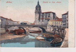 BILBAO. PUENTE DE SAN ANTON - Vizcaya (Bilbao)