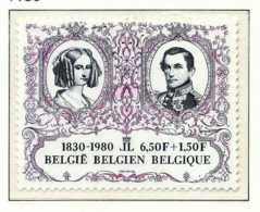 [151953]SUP//**/Mnh-N° 1978, 150 Ans De L'indépendance, Dynastie, Léopold 1er Et Louise-Marie, SNC - Belgium