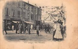 CPA LARAGNE - Fête Patronale - Andere Gemeenten