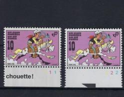 N°2390 (pltn°set) MNH ** POSTFRIS ZONDER SCHARNIER SUPERBE - Plate Numbers