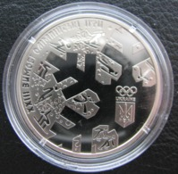 ХХХІІІ Winter Olympics Games Ukraine 2018 Coin 2 UAH - Ukraine