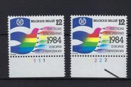 N°2133 (pltn°set) MNH ** POSTFRIS ZONDER SCHARNIER SUPERBE - 1981-1990
