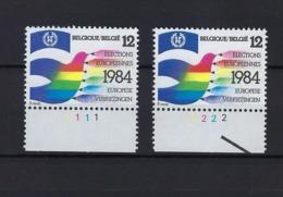 N°2133 (pltn°set) MNH ** POSTFRIS ZONDER SCHARNIER SUPERBE - Plate Numbers
