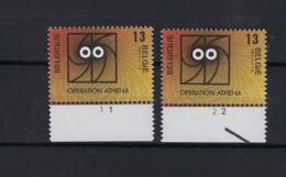 N°2277 (pltn°set) MNH ** POSTFRIS ZONDER SCHARNIER SUPERBE - Plate Numbers