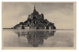 MONT SAINT MICHEL LOT 2 CARTES - Le Mont Saint Michel