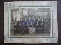 Moisdon. Photo. Classe 1922. - Moisdon La Riviere