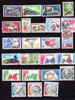 Niger 1974-78, Oiseaux, Moto, Auto, Paysages, Etc, Entre 302 Et 444**, Cote 77 €, - Niger (1960-...)