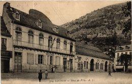 CPA LUCHON - Hotel De Ville (582889) - Luchon