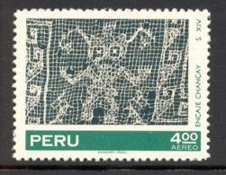 Peru 1971 - Chancay Lace, Dentelle, MNH - Peru