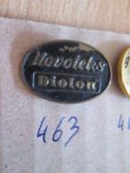 Pas Pin's Mais EPINGLETTE ANNEES 70/80 Origine EUROPE DE L'EST YOUGOSLAVIE : N°463 NOVOTEKS DIOLEN - Autres