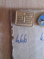 Pas Pin's Mais EPINGLETTE ANNEES 70/80 Origine EUROPE DE L'EST YOUGOSLAVIE : N°466 1950-1985 UNIONINVEST - Autres