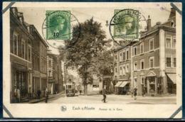 LUXEMBOURG - N° 165 & 169 / CP OBL. ESCH / ALZETTE LE 13/2/1930 POUR LA BELGIQUE - TB - Luxembourg