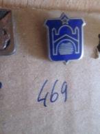 Pas Pin's Mais EPINGLETTE ANNEES 70/80 Origine EUROPE DE L'EST YOUGOSLAVIE : N°469 ???? - Autres