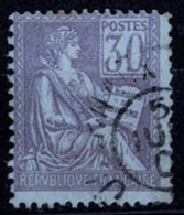France Mouchon 1900-1902 - YT N° 115 - Oblitéré - 1900-02 Mouchon