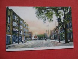 Main Street  Mohawk  New York  >-----  Ref 3617 - NY - New York