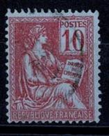France Mouchon 1900-1902 - YT N° 116 - Oblitéré - 1900-02 Mouchon