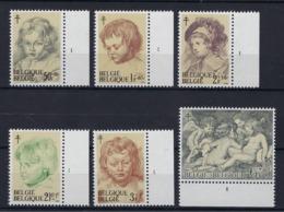 N°1272/1277 (pltn°1) MNH ** POSTFRIS ZONDER SCHARNIER SUPERBE - 1961-1970