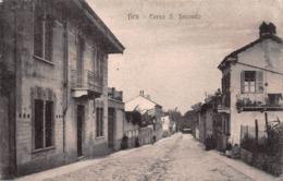 CPA Bra - Corso S. Secondo - Cuneo