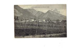 Cpa - 38 - SAINT ISMIER Et La Dent De Crolles - Cliché Michel - Autres Communes