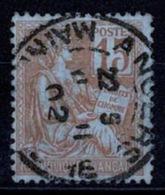 France Mouchon 1900-1902 - YT N° 117 - Oblitéré - 1900-02 Mouchon