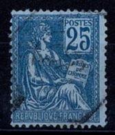 France Mouchon 1900-1902 - YT N° 118 - Oblitéré - 1900-02 Mouchon