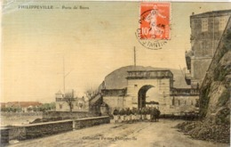 PHILIPPEVILLE - Porte De Stora (116316) - Skikda (Philippeville)