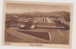 Firenze, Nuova Stazione , Targhetta Maggio Musicale  - F.p. - Anni '1930 - Firenze (Florence)
