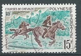 Polynésie   - Yvert N°49 Oblitéré   -  Bce 22024 - Polynésie Française