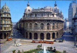 Genova - Piazza Dei Ferrari - 6197 - Formato Grande Viaggiata – E 13 - Genova (Genoa)