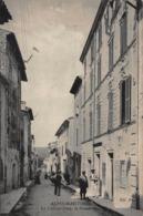 CPA La Colle-sur-Loup, La Grande Rue - Sonstige Gemeinden