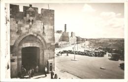 Foto Cartolina JAFFA GATE AND DAVID'S TOWER - FORMATO PICCOLO - (rif. R25) - Israele