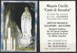 Santino - Madonna Di Lourdes - Santini