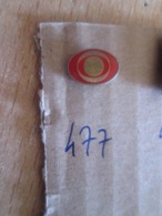 Pas Pin's Mais EPINGLETTE ANNEES 70/80 Origine EUROPE DE L'EST YOUGOSLAVIE : N°477 ????? - Autres